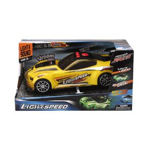 Play Studio Super Action Car with Lights and Sounds Assorted