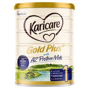 Karicare Gold+ A2 Protein Milk Infant Formula Stage 1 900g 900g