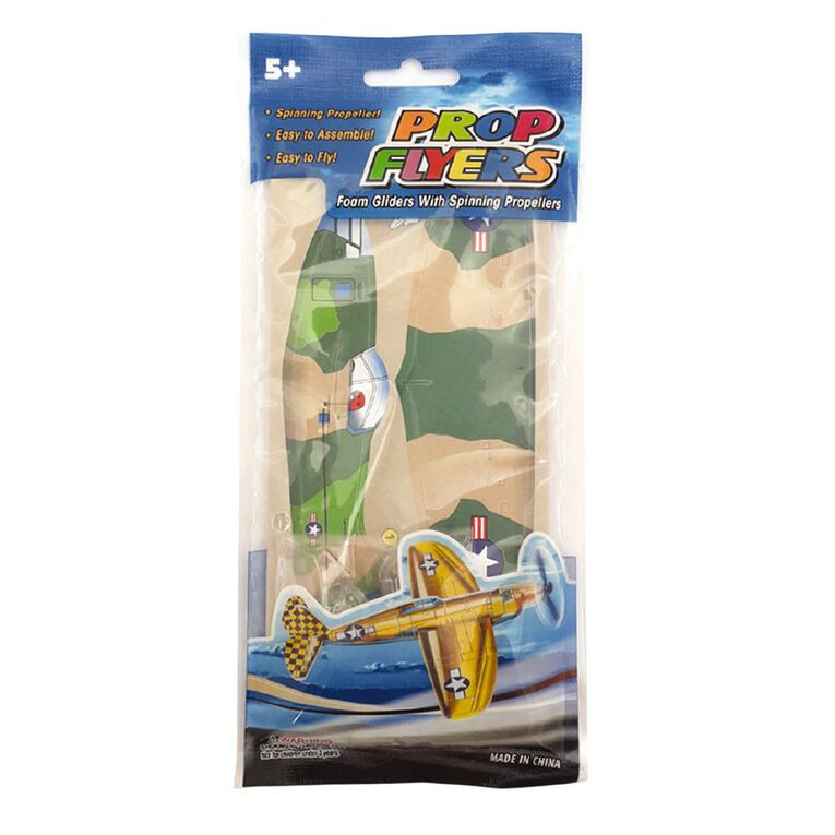 Glider With Propeller 2 Pieces Assorted, , hi-res