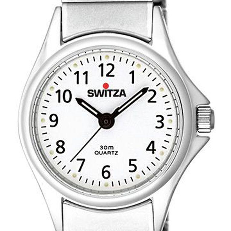 Switza Ladies' Stainless Steel Classic Watch, , hi-res