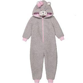 H&H Kids' Teddy Onesie