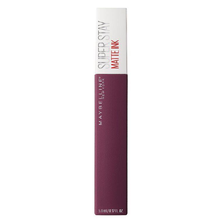 Maybelline SuperStay Matte Ink Liquid Lipstick - Believer 40, , hi-res