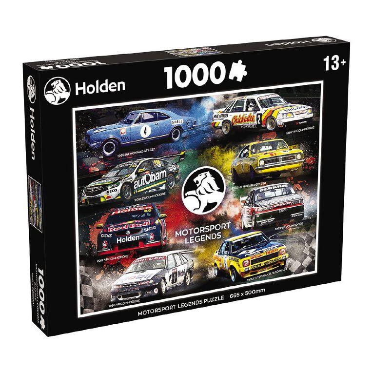 Holden 1000 Piece Puzzle, , hi-res