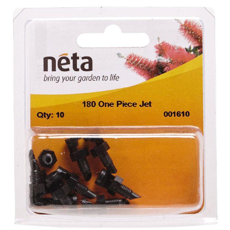 Neta Micro Irrigation One Piece Spray Jet 180 Degree 10 Pack 13mm, , hi-res