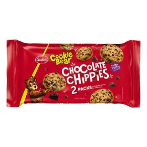 Griffin's Cookie Bear Chocolate Chippies Twinpack 320g