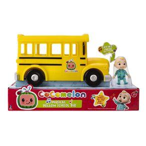 Cocomelon Vehicle School Bus