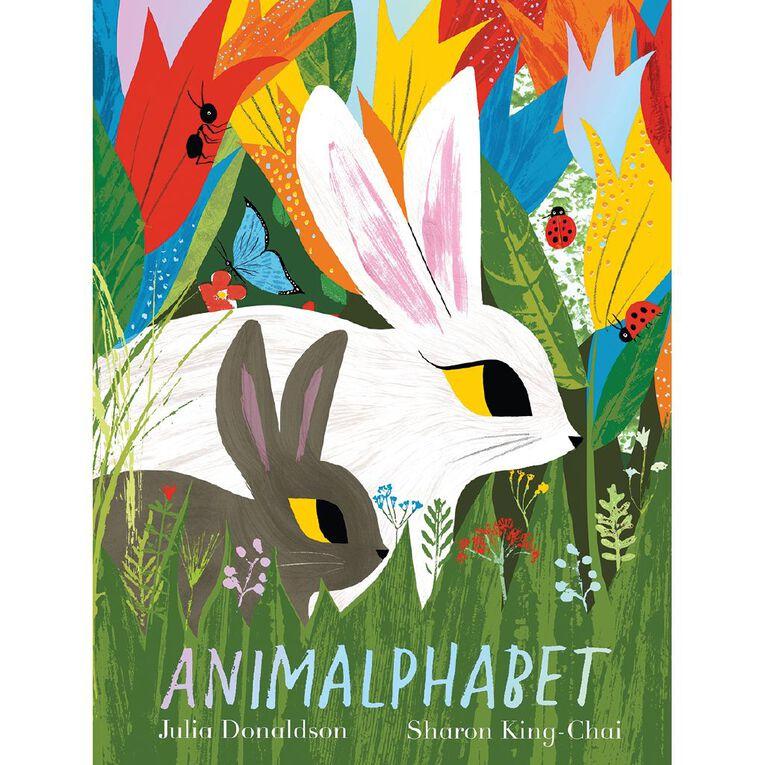 Animalphabet by Julia Donaldson N/A, , hi-res