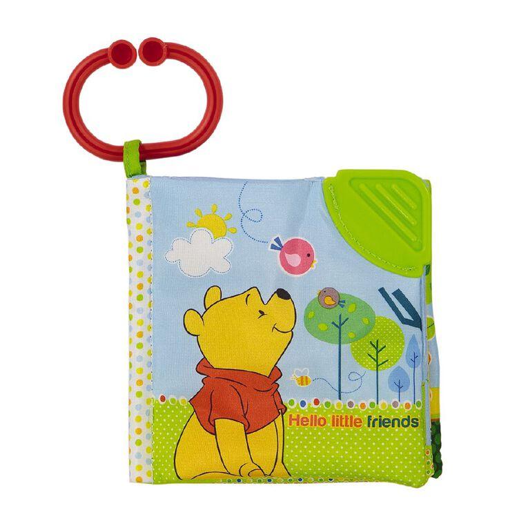 Winnie the Pooh Red Shirt Soft Book, , hi-res