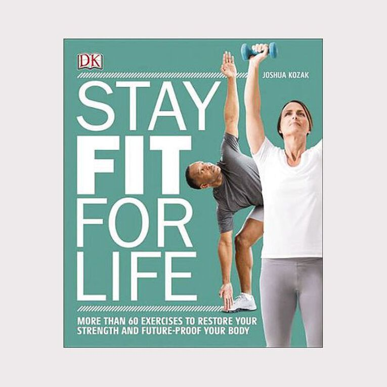 Stay Fit for Life by Joshua Kozak, , hi-res