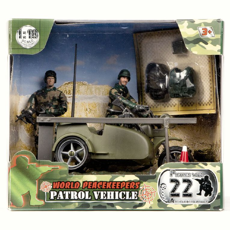 World Peacekeepers Military Vehicle Assorted, , hi-res