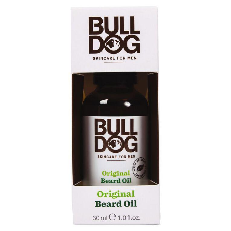 Bulldog Beard Oil 30ml, , hi-res