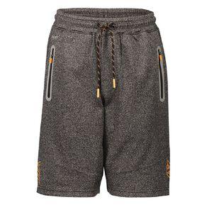 Active Intent Boy's Cooldry Zip Pocket Shorts