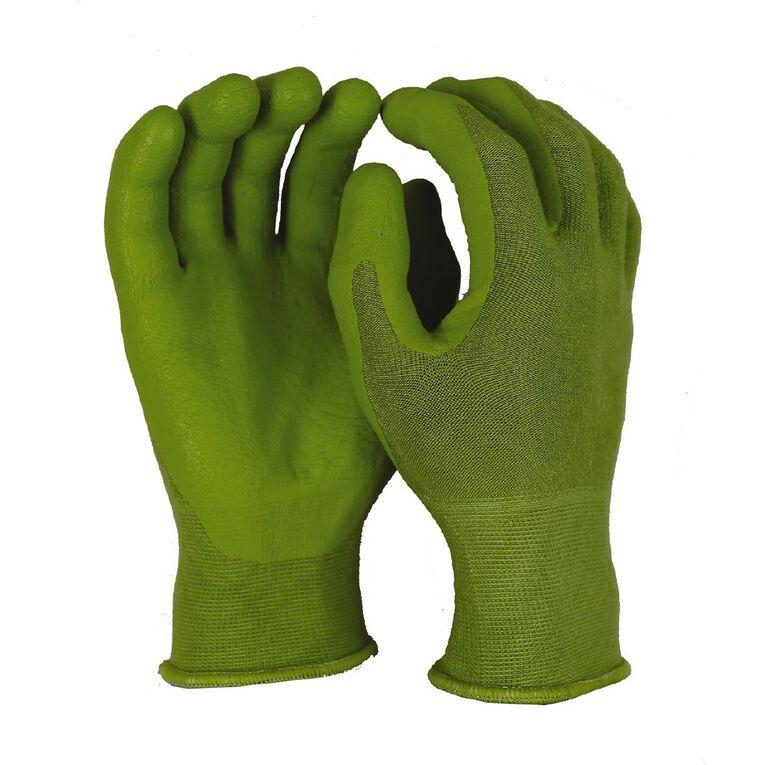 Kiwi Garden Bamboo Fibre Gloves S-M, , hi-res