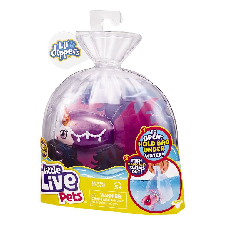 Little Live Pets Lil Dippers Series1 Single Pack, , hi-res image number null