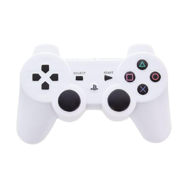 Paladone PlayStation Stress Controller White, , hi-res
