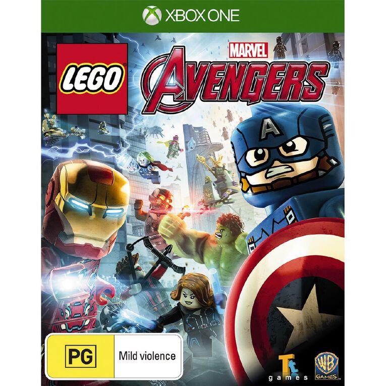 XboxOne LEGO Marvel Avengers, , hi-res