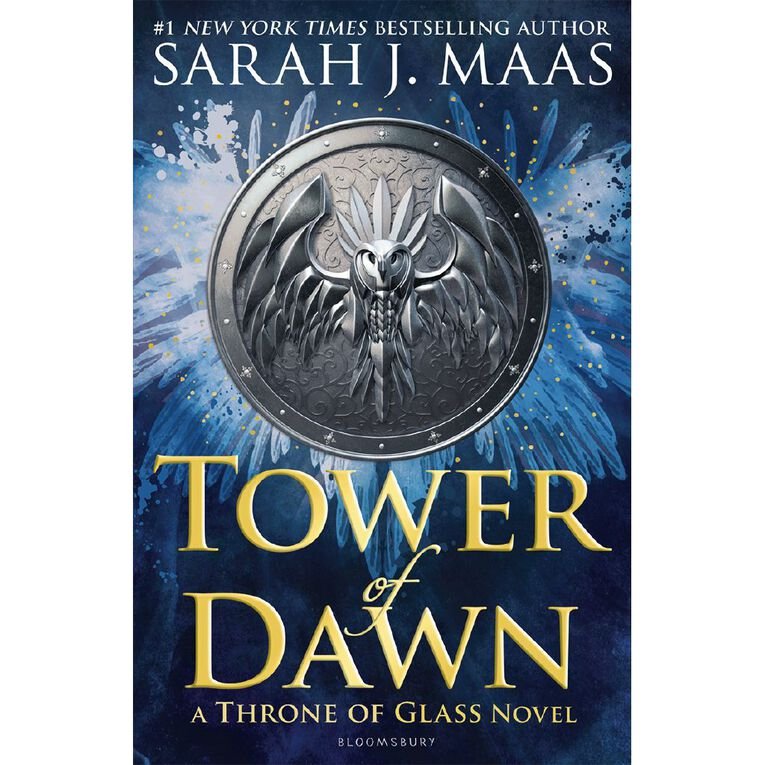 Throne of Glass #6 Tower of Dawn by Sarah J Maas, , hi-res