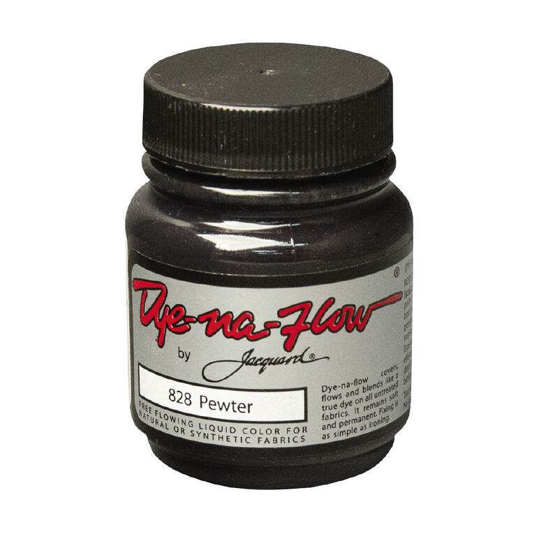 Jacquard Dye-Na-Flow 66.54ml Pewter, , hi-res