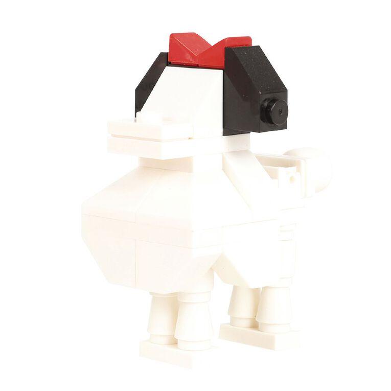 Play Studio Mini Capsule Building Bricks Animals Assorted, , hi-res