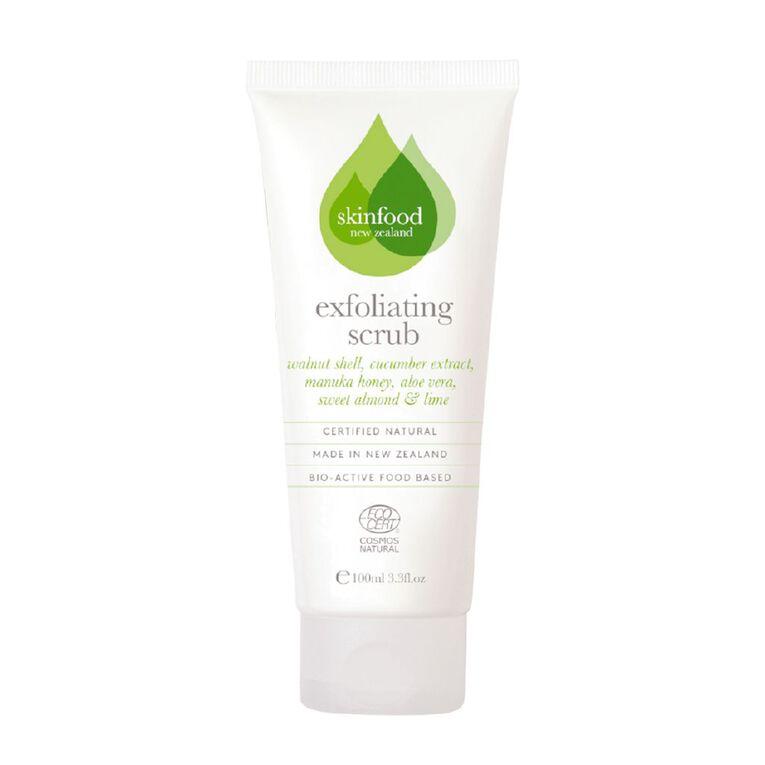Skinfood Facial Exfoliating Scrub 100ml, , hi-res