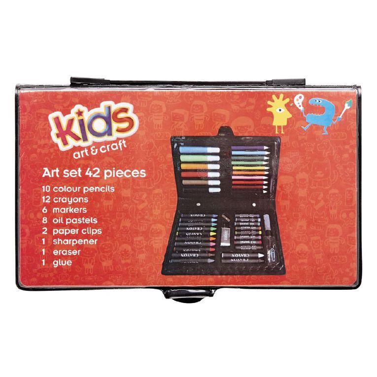 Kookie Art Set 42 Piece, , hi-res