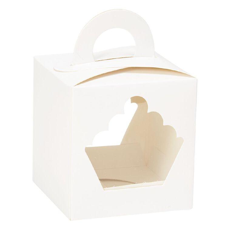 Artwrap Cupcake Box 10cm x 10cm x 10.5cm, , hi-res