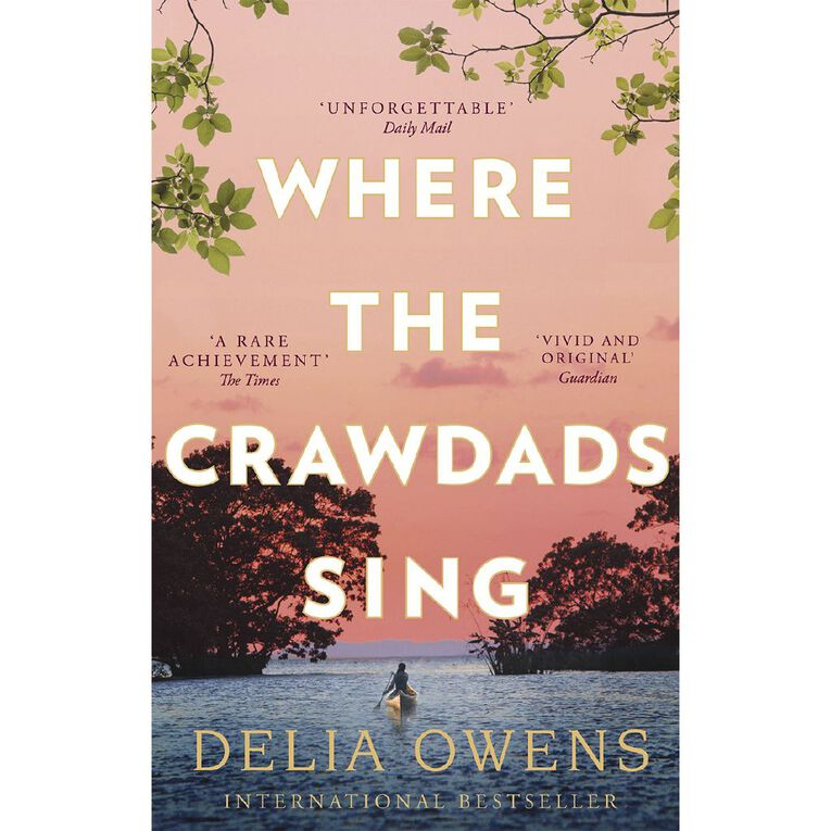 Where the Crawdads Sing by Delia Owens, , hi-res