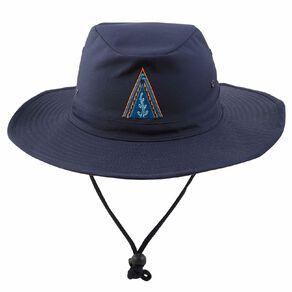 Schooltex Gisborne Central  Aussie Hat with Embroidery