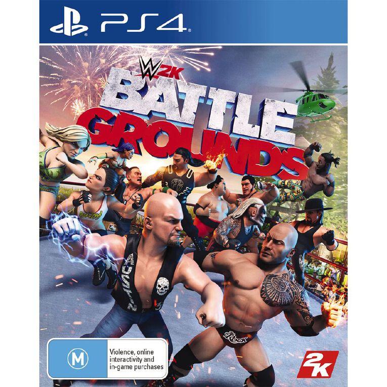 PS4 WWE 2K Battlegrounds, , hi-res