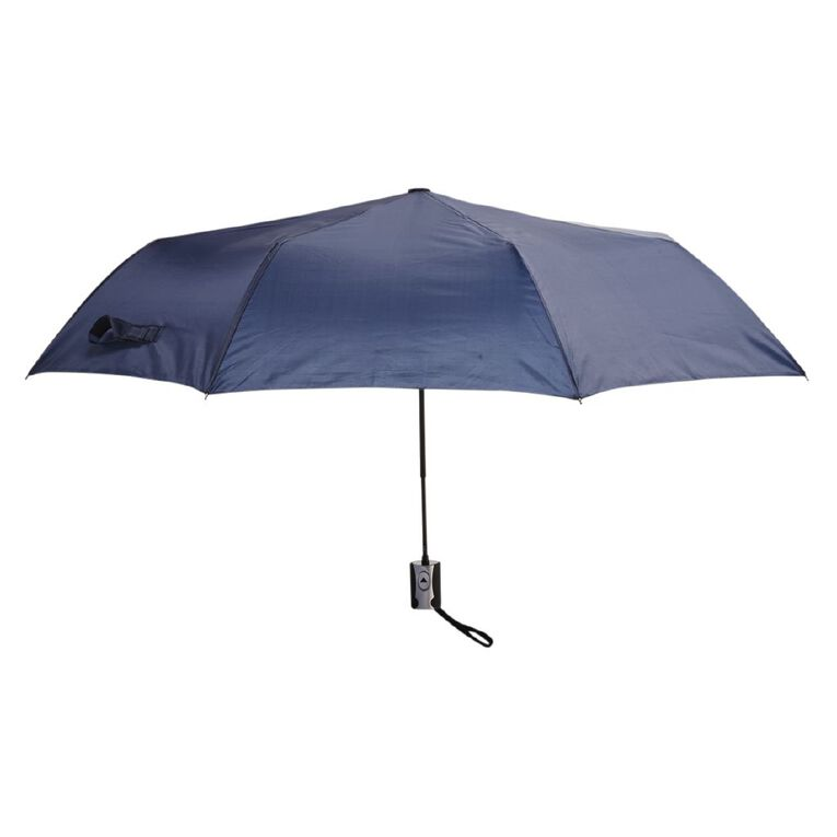 H&H Women's Mini Fashion Umbrella, Navy WNT 20, hi-res image number null