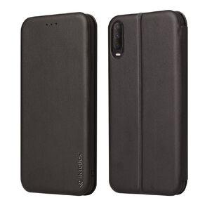 INTOUCH Huawei Y6p Milano Wallet Case Black