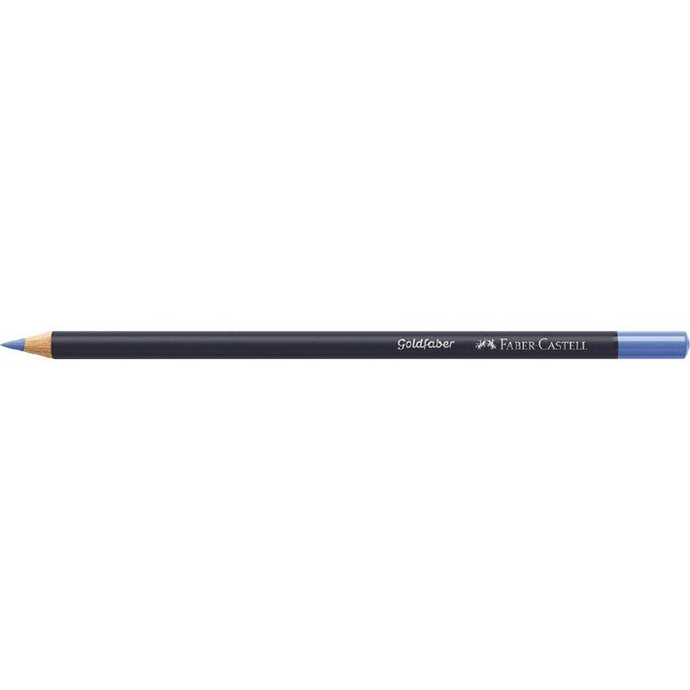 Faber-Castell Colour Pencil Goldfaber Col140 - Light Ultramarine, , hi-res