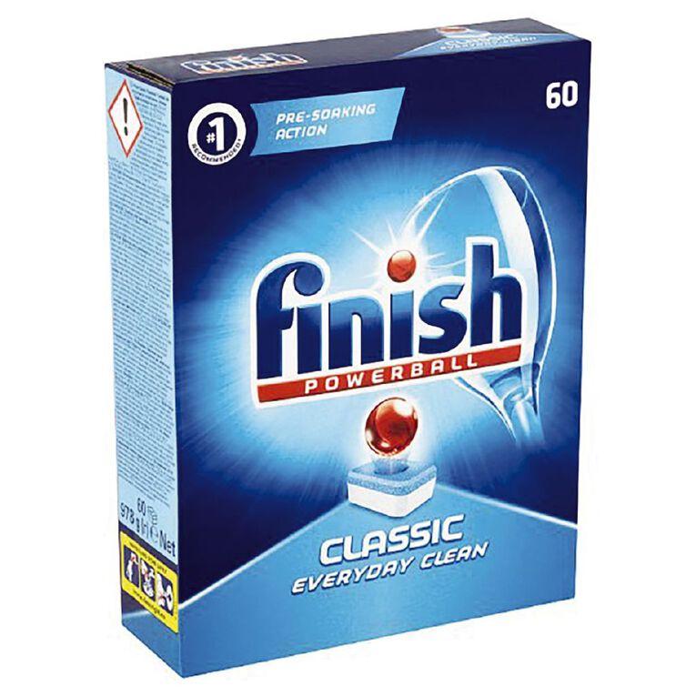 Finish Powerball Classic Regular 60 tablets, , hi-res