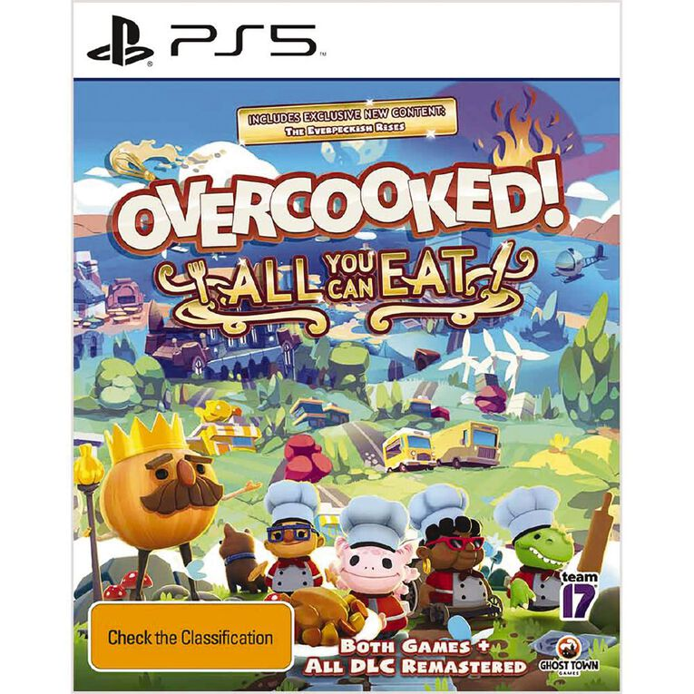 PS5 Overcooked All You Can Eat, , hi-res