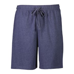 H&H Men's Plain Knit Shorts