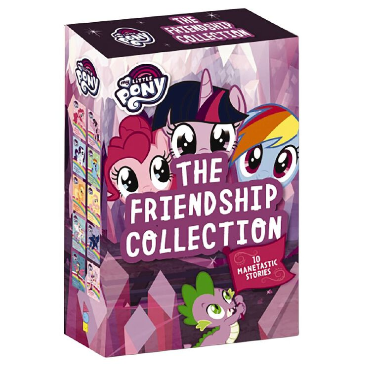 My Little Pony The Friendship Collection, , hi-res