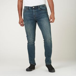 H&H Men's Tapered Jeans