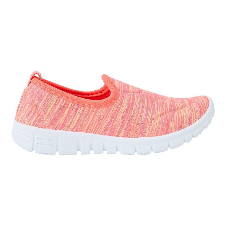 Young Original Kids' Slip On Shoes, Coral, hi-res