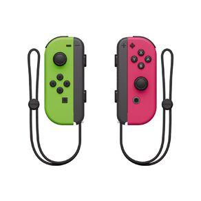 Nintendo Switch Controller Set Neon Green/ Neon Pink