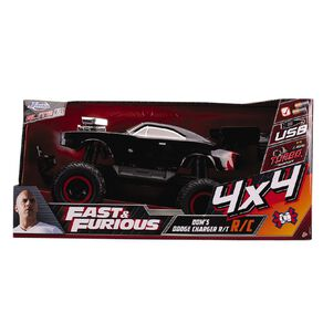 JADA Radio Controlled Fast & Furious Large Dodge Charger