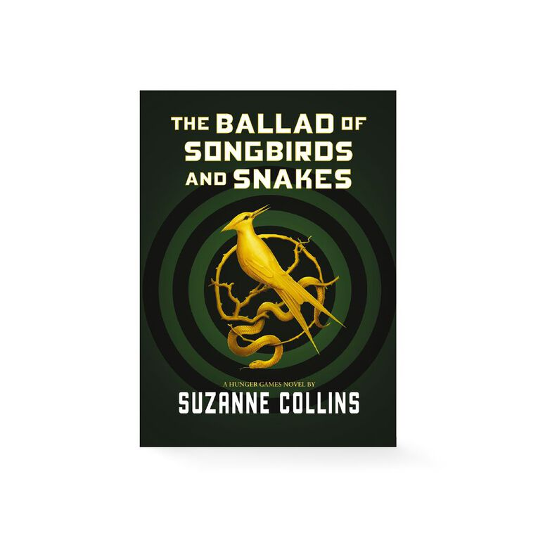 The Ballad of Songbirds and Snakes by Suzanne Collins, , hi-res