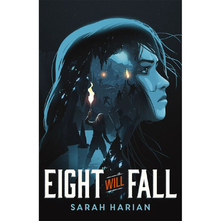 Eight Will Fall by Sarah Harian, , hi-res