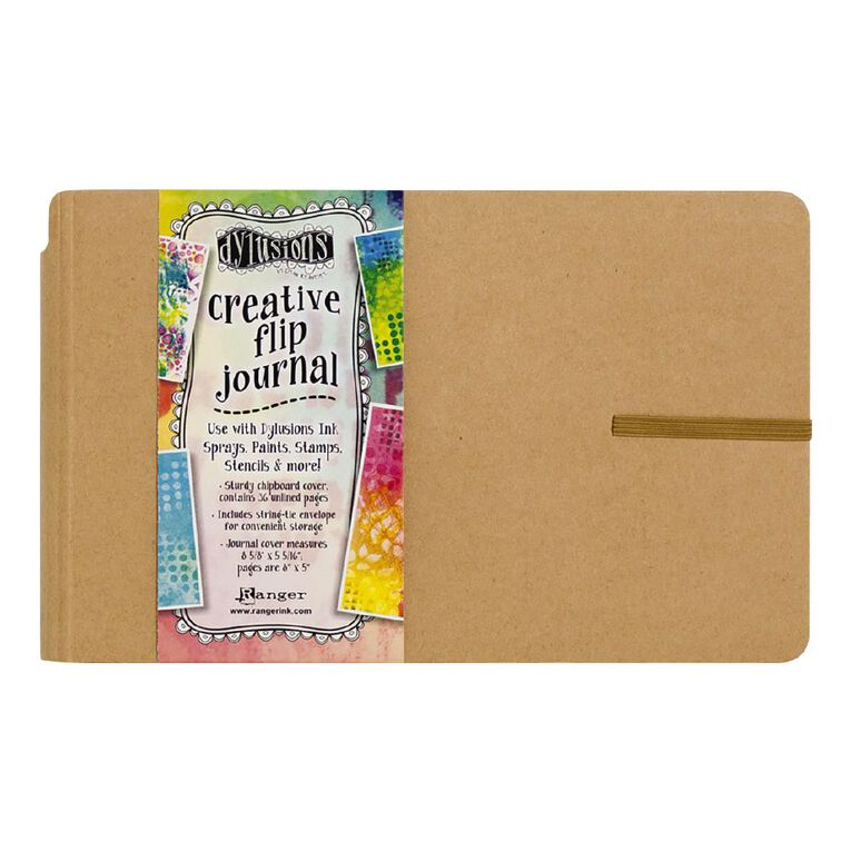 Ranger Dylusions Journal Small, , hi-res