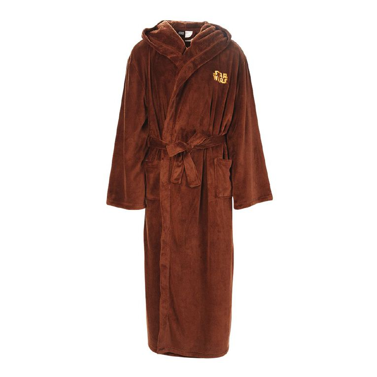 Star Wars Men's Jedi Robe, Brown, hi-res