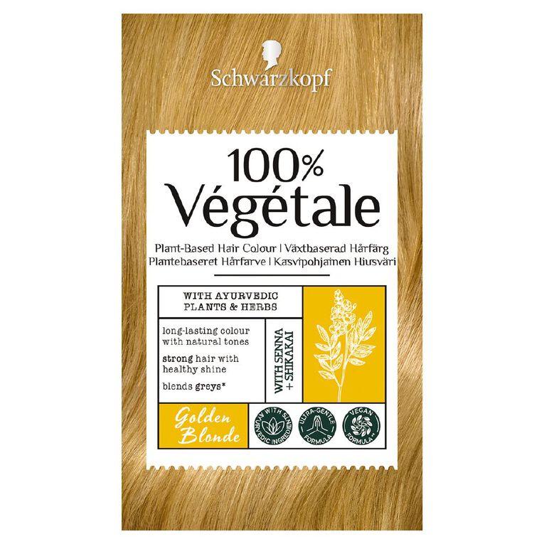 Schwarzkopf 100% Vegetale Golden Blonde, , hi-res