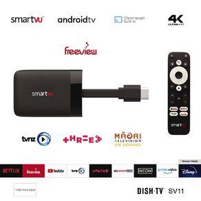 DishTV SmartVU SV11 Android TV