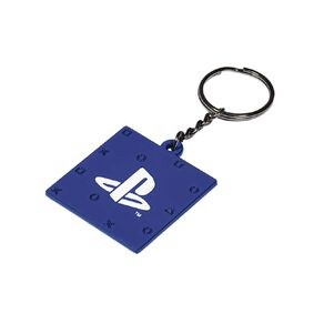 Official PlayStation Japanese Inspired Keychain