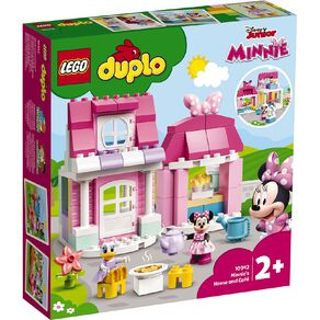 LEGO DUPLO Minnie's House and Cafe 10942