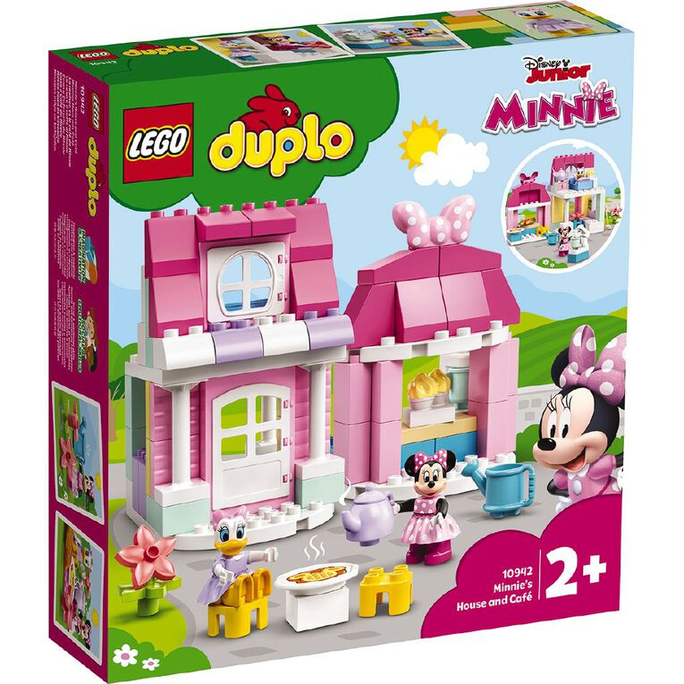 LEGO DUPLO Minnie's House and Cafe 10942, , hi-res