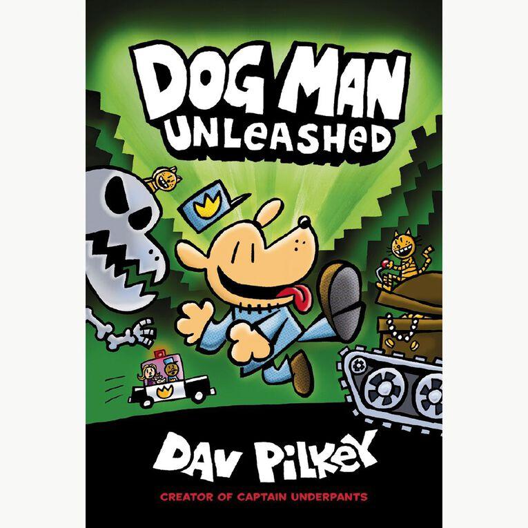 Dog Man #2 Dog Man Unleashed by Dav Pilkey, , hi-res
